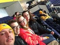 Diana attended Nashville Predators vs. Minnesota Wild - NHL on Dec 19th 2015 via VetTix