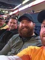corey attended Nashville Predators vs. Minnesota Wild - NHL on Dec 19th 2015 via VetTix