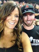 Ryan attended Arizona Diamondbacks vs Los Angeles Dodgers (MLB) 7/07 on Jul 7th 2012 via VetTix