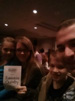Michael attended Ramona Quimby presented by Georgia Ensemble Youth Theatre - Saturday 11:00 am on Nov 16th 2013 via VetTix