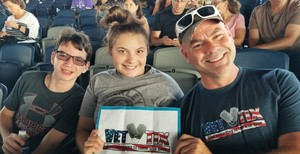 Jimmy attended STYX / Joan Jett & the Blackhearts With Special Guests Tesla on Jun 28th 2018 via VetTix
