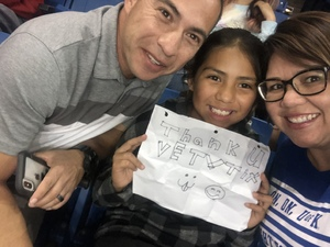 Click To Read More Feedback from University of California Irvine Anteaters vs. Montana Grizzlies - NCAA Men's Basketball - Salute to Heroes Game