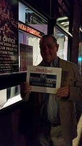 James attended Little Woman Presented by Valley Youth Theatre on Apr 20th 2018 via VetTix