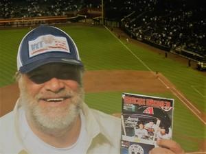 Carlos attended Arizona Diamondbacks vs. San Francisco Giants on Apr 17th 2018 via VetTix