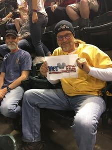 Kevin attended Arizona Diamondbacks vs. San Francisco Giants on Apr 18th 2018 via VetTix