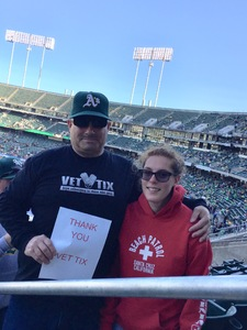 Click To Read More Feedback from Oakland Athletics vs. Boston Red Sox - MLB