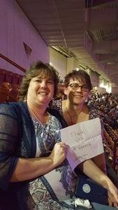 Natalie attended Little Big Town - the Breakers Tour With Kacey Musgraves and Midland on Apr 20th 2018 via VetTix