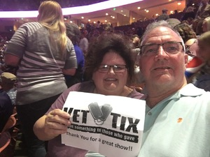 John attended Little Big Town - the Breakers Tour With Kacey Musgraves and Midland on Apr 20th 2018 via VetTix
