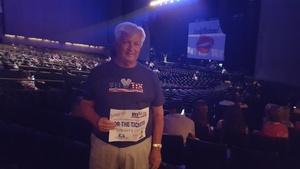 David attended Vance Joy - Nation of Two World Tour on Apr 21st 2018 via VetTix