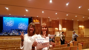 Ruby attended Sgt. Pepper's 50th Anniversary With Classical Mystery Tour on Apr 20th 2018 via VetTix