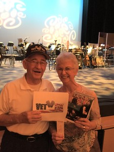 Thomas attended Sgt. Pepper's 50th Anniversary With Classical Mystery Tour on Apr 22nd 2018 via VetTix