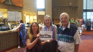 Gene attended Sgt. Pepper's 50th Anniversary With Classical Mystery Tour on Apr 22nd 2018 via VetTix