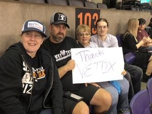 Click To Read More Feedback from Arizona Rattlers vs. Cedar Rapids Titans - IFL