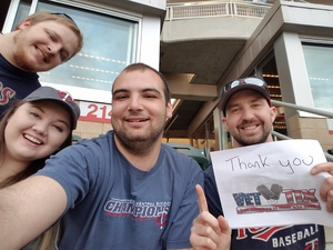 Brian attended Minnesota Twins vs. Toronto Blue Jays - MLB on May 1st 2018 via VetTix