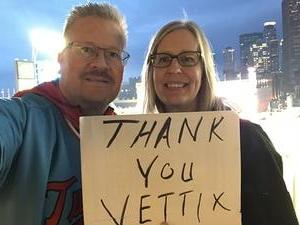 Todd attended Minnesota Twins vs. Toronto Blue Jays - MLB on May 1st 2018 via VetTix