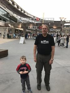 Steven attended Minnesota Twins vs. Toronto Blue Jays - MLB on May 1st 2018 via VetTix