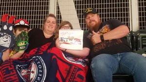 Edward attended Minnesota Twins vs. Toronto Blue Jays - MLB on May 1st 2018 via VetTix