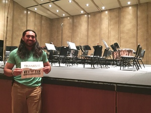 Corona attended Beethoven! - Los Angeles Chamber Orchestra on Apr 22nd 2018 via VetTix