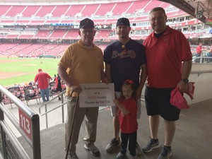 Click To Read More Feedback from Cincinnati Reds vs. Milwaukee Brewers - MLB