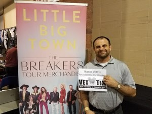Click To Read More Feedback from Little Big Town - the Breakers Tour With Kacey Musgraves and Midland
