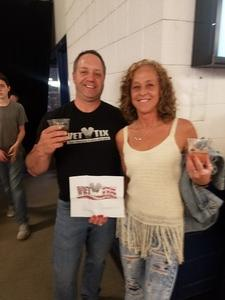 Joe G attended Alan Jackson's Honky Tonk Highway Tour on Apr 28th 2018 via VetTix