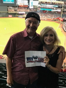 Click To Read More Feedback from Arizona Diamondbacks vs. Houston Astros - MLB