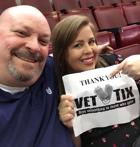 Tony P attended Wmmr 50th Birthday Concert: Bon Jovi This House is not for Sale Tour on May 3rd 2018 via VetTix