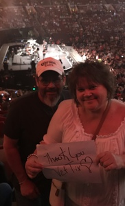 Randy attended Wmmr 50th Birthday Concert: Bon Jovi This House is not for Sale Tour on May 3rd 2018 via VetTix