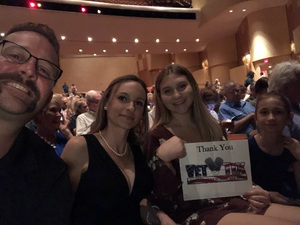 Ron attended Ballet Arizona Presents All Balanchine 2018 - Saturday Matinee Show on May 5th 2018 via VetTix