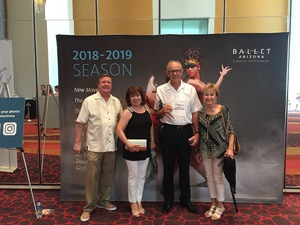John attended Ballet Arizona Presents All Balanchine 2018 - Saturday Matinee Show on May 5th 2018 via VetTix