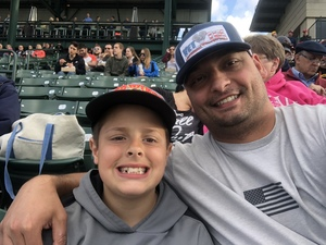 Click To Read More Feedback from Rochester Red Wings vs. Indianapolis Indians - MiLB