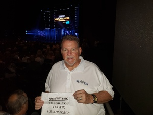 DJ attended Maks, Val and Peta Live on Tour: Confidential on May 4th 2018 via VetTix