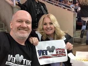 Robert attended Philadelphia Soul vs. Albany Empire - IFL on May 19th 2018 via VetTix