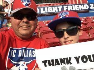 Click To Read More Feedback from FC Dallas vs. Los Angeles FC MLS