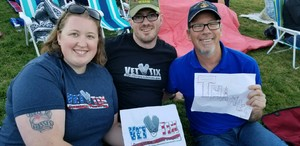 Rodney attended STYX / Joan Jett & the Blackhearts With Special Guests Tesla on Jul 6th 2018 via VetTix