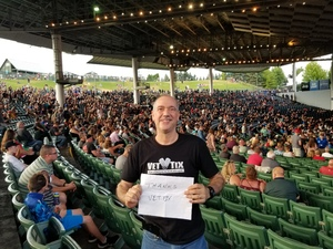 allen attended Ted Nugent With Special Guest Blue Oyster Cult and Mark Farner on Jul 20th 2018 via VetTix