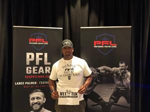 Click To Read More Feedback from Pfl4 - Live at Nassau Coliseum - Mixed Martial Arts - Presented by Professional Fighters League