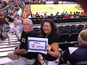 Michael attended Harlem Globetrotters 2018 World Tour - 1pm Show on Aug 11th 2018 via VetTix