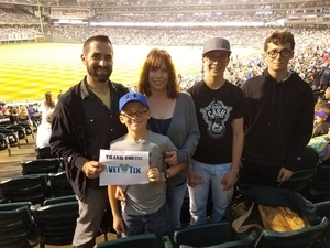 Click To Read More Feedback from Colorado Rockies vs. Pittsburgh Pirates - MLB