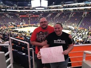 Click To Read More Feedback from Phoenix Mercury vs. Seattle Storm - WNBA Semi-finals
