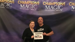 Click To Read More Feedback from Champions of Magic - Saturday Evening