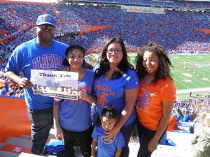 Click To Read More Feedback from Florida Gators vs. Idaho Vandals - NCAA Football