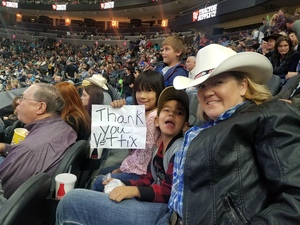 Click To Read More Feedback from 2018 Professional Bull Riders World Finals 25th PBR Unleash the Beast - Day Two