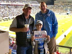 Click To Read More Feedback from North Carolina Tar Heels vs. Virginia Tech Hokies - NCAA Football
