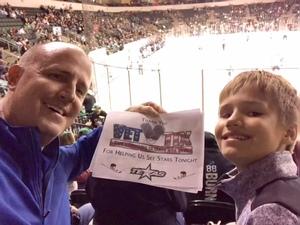 Click To Read More Feedback from Texas Stars vs. Milwaukee Admirals - Regular Season Opening Weekend - AHL