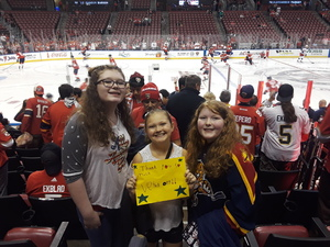 Click To Read More Feedback from Florida Panthers vs. Columbus Blue Jackets - NHL