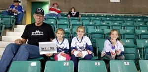 Click To Read More Feedback from Topeka Pilots vs. Kenai River Brown Bears - NAHL