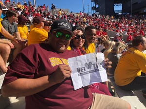 Click To Read More Feedback from Arizona State Sun Devils vs Utah - NCAA Football