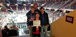 Michael attended Cleveland Cavaliers vs. Denver Nuggets - NBA on Nov 1st 2018 via VetTix