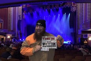 Jeremy attended Lord of the Dance Dangerous Games on Nov 10th 2018 via VetTix